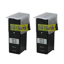 Чернильный картридж совместимый для Lexmark 100 100XL 105 105xl 108xl струйный картридж для интерпретации S405 Pro205 Pro209 Pro705 Pro707
