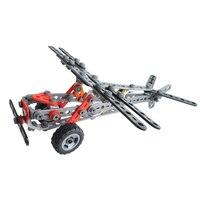 BAISIQI 159 sztuk Super Model plastikowy zestaw Budynku, Kid Zespół Edukacyjny Zabawka MACIERZYSTYCH Budować i Grać Blok DIY Zabawki Dla Dzieci