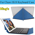 Russian/English/Other Languages For 10.1 inch CHUWI Hi10 Wireless Bluetooth Keyboard Case Free shipping hot 4 gifts