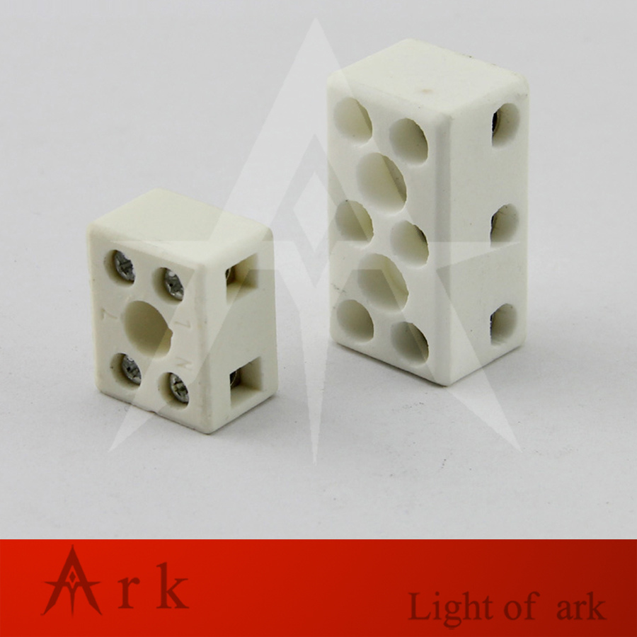 10 STÜCKE hochtemperatur keramik anschlussblock verdrahtung terminal ...