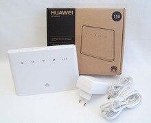 Blanco huawei b310s-22 lte cat4 150 mbps de alta velocidad 4g wireless gateway + un par de antena