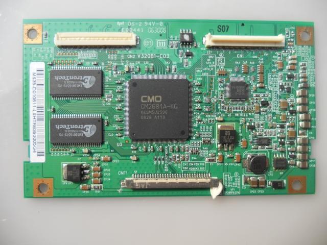 Original  For  Hi Sense TLM3226 L32E64 LCD32K73 LCD32B66-L V320B1-C03 Logic Board V320B1-L04 V320B1-L06