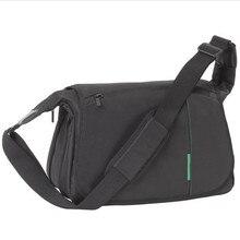 2016 New Digital DSLR Camera Bag Men Travel Shoulder Bags Small Compact Camera Pack D041