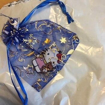 1PCS Keychain PVC Cartoon Mickey Star War Key Chain Mini Anime Figure Minnie Key Ring 5