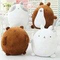 Большой размер 55 см Милые Molang Кролик картофель медведь Плюшевые Игрушки фаршированный Кролик Molang Плюшевый Мишка Кукла Детские Игрушки девушки Рождество подарки