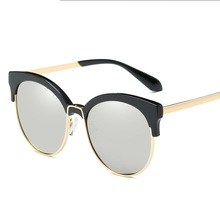 New Polarized Sunglasses Women Fashion Classic Summer Shades Metal Frame Eyewear Driving women brand designer cat eye sunglasses
