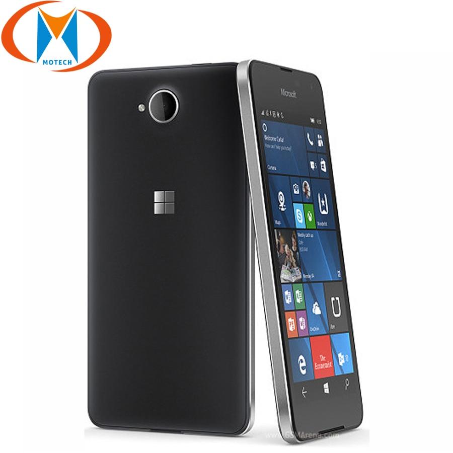 Brand New EU Version Nokia Microsoft Lumia 650 Dual SIM Rm-1154 4G LTE Mobile Phone 5.0