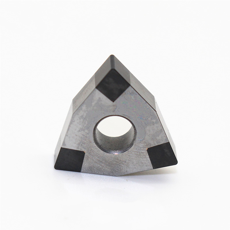 Solid Pcbn Insert WNMG080404 WNMG080408 3T CBN Diamond Insert Turning Blade For CNC Turning Tool Holder Lathe Use Tool
