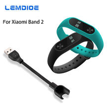 14cm 5V Charger Cable For Xiaomi Mi Band 2 Mi Band 2 Portable Smart Bracelet USB Charger Cable Black Wearable Devices