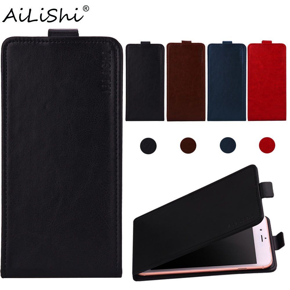 AiLiShi For <font><b>Doogee</b></font> Y8 Y8c Y7 Y6 MAX N10 X55 X60L <font><b>X5</b></font> X7 Pro X30 Y200 <font><b>Case</b></font> Vertical Flip Leather <font><b>Case</b></font> Phone Accessories Tracking image