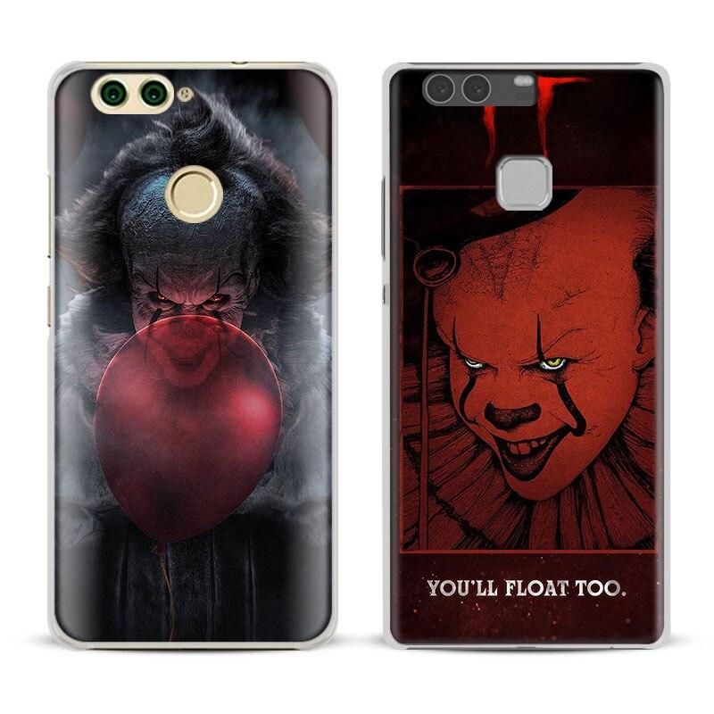 It Thriller Drama Film 2017 Phone Case Cover Shell For Huawei P8 9 10 Lite 2017 Honor 6x 8 V8 V9 Mate 7 8 9 10 Pro Nova Plus 2