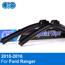 Oge Windshield Wiper Blades For Ford Ranger 2010-2016 Windscreen Silicone Rubber Car Auto Accessories