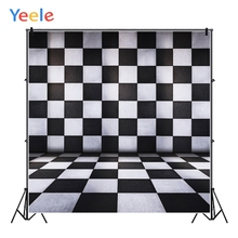 Yeele White And Black Square Gentleman Portrait Kid Personalized Photographic Backdrops Photography Backgrounds For Photo Studio