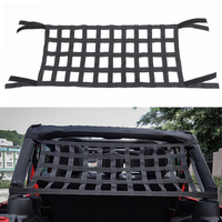Do Promotion! Heavy Duty Cargo Roof Top Soft Cover Rest Bed Hammock for Jeep Wrangler JK 07 18