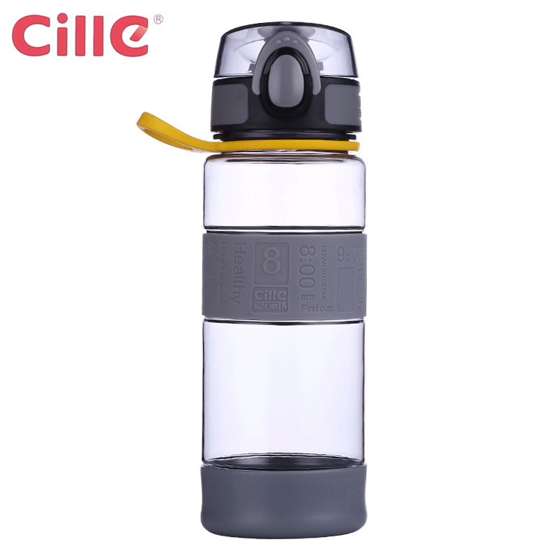 Sport Water font b Bottle b font BPA Free My Plastic Water Cup With Tea Infuser