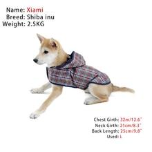 Dog Reflective Waterproof Coat