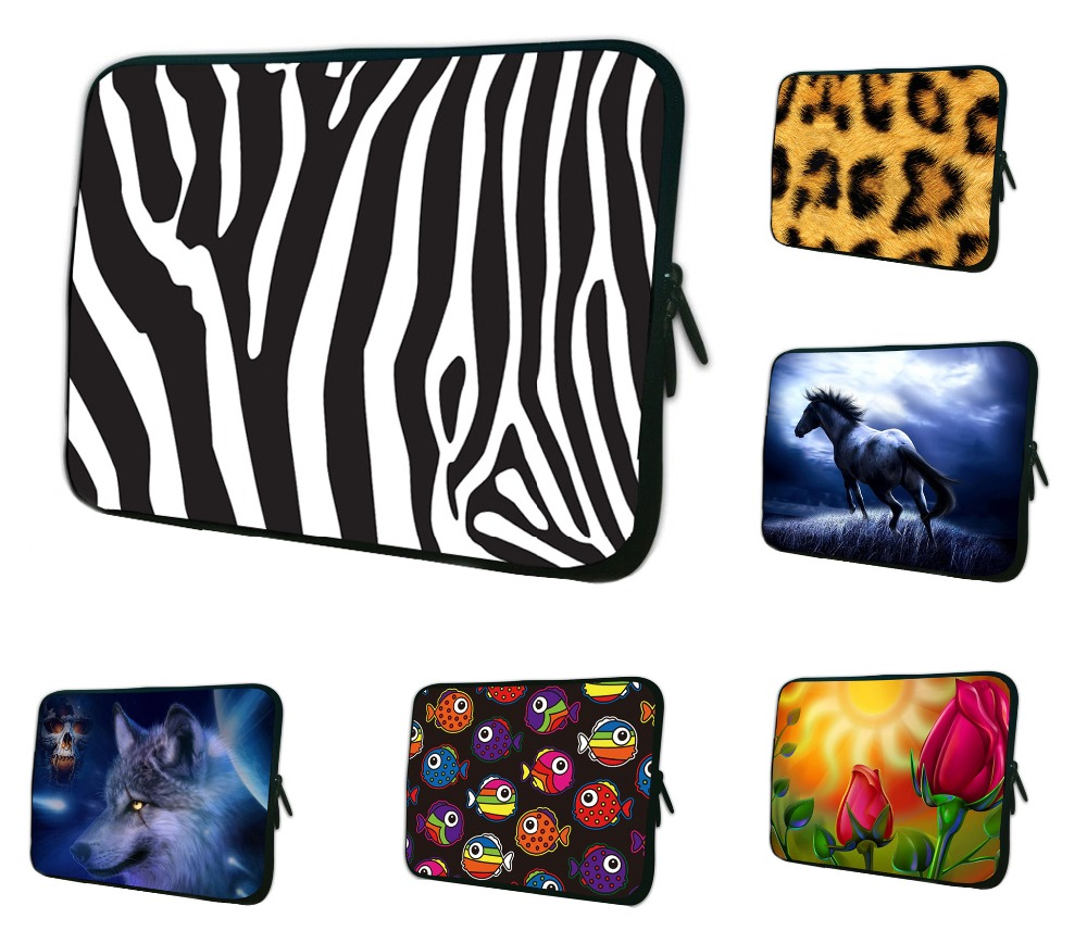 7 8 inch Tablet Sleeve Case Pouch Cover Neoprene Briefcase Case For iPad Mini 2 3 Amazon Kindle Fire 7 Samsung Galaxy Tab 4 7.0