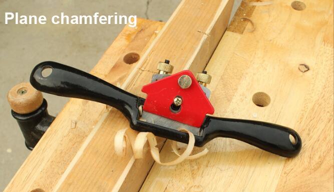 MüHsam 9 /215mm Einstellbare Holz Hand Holz Hobel Schraube Hobel Rasur Holz Schneiden Rand Für Carpenter Manuelle Hand Werkzeuge Handwerkzeuge Werkzeuge