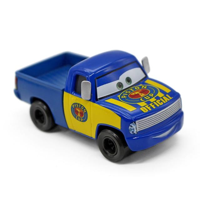 Disney Pixar Cars 2 Diecast Piston Cup Official Metal Toys Car For