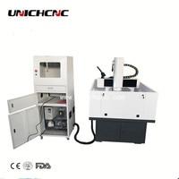 High performance 6060 cnc metal engraving machine mould making machine