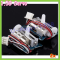 2pcs/lot 1.5g servo micro digital servo loading two linear servo Goteck+Free shipping