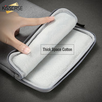 KISSCASE Tablet Handbag For IPad Mini 1 2 3 4 Case Waterproof Inside Canvas Protection Liner