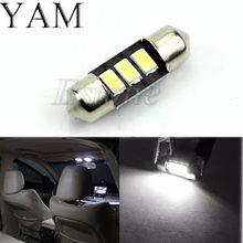 YAM 31 millimetri 5730 SMD LED C5W CANBUS Errore lampadina libera Interni della luce #1