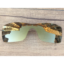 Vonxyz Bronze Mirror Polarized Replacement Lenses for-Oakley Batwolf Frame(China)