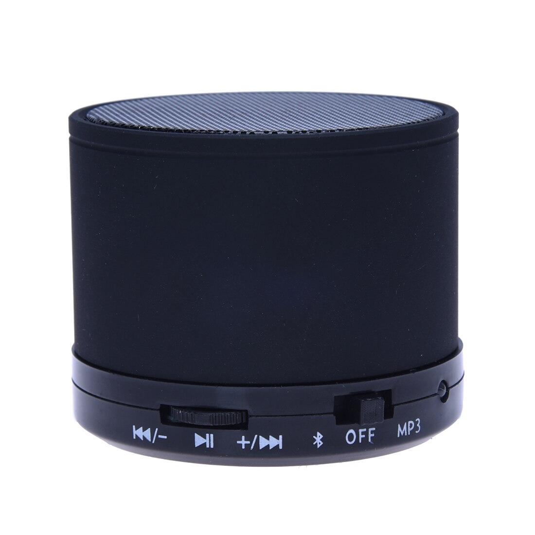 Mini <font><b>Portable</b></font> Multimedia Speaker USB Micro SD TF Card Black for iphone ipod <font><b>CD</b></font>