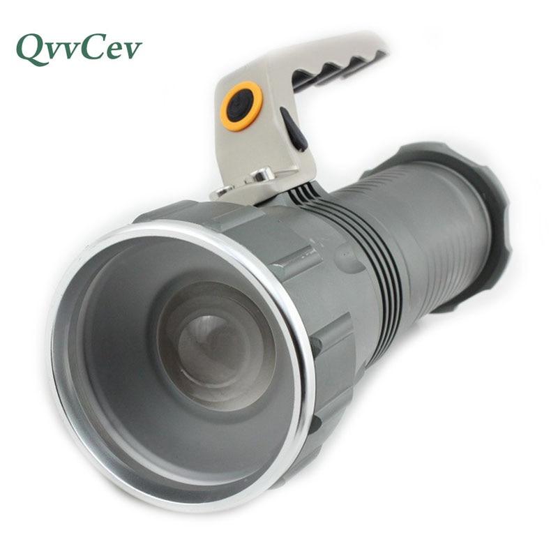 Portable Led Searching Lamp Cree Xml-T6 Long Range Led s