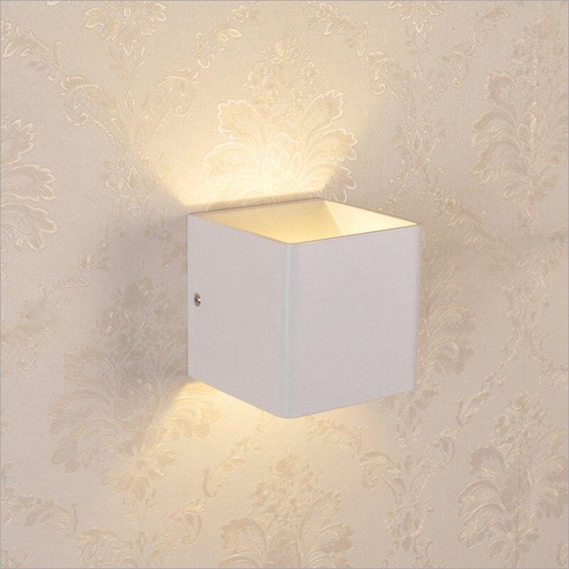 Acquista all'ingrosso online luci da parete quadrato da grossisti ...