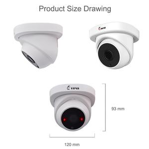 Image 5 - Keeper Weather caméra de vidéosurveillance 1080P 2000TVL AHD, caméra de sécurité, dôme, anti vandalisme, 2,0 mp, à montage mural, infrarouge 4
