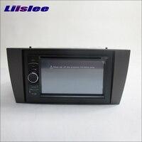 Liislee для JAGUAR X type X type 2001 ~ 2011 радио CD DVD стерео плеер gps навигационная система двойной Din аудиоустановка набор