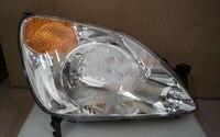 RQXR headlight assembly for Toyota CRV RD5 RD7 2002 2005
