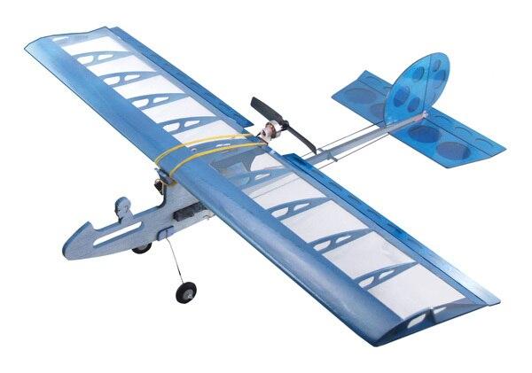 Spedizione Gratuita RC Aereo A CUCÙ Apertura Alare 580mm Taglio Laser Legno di Balsa Modello di Aeroplano Building Kit