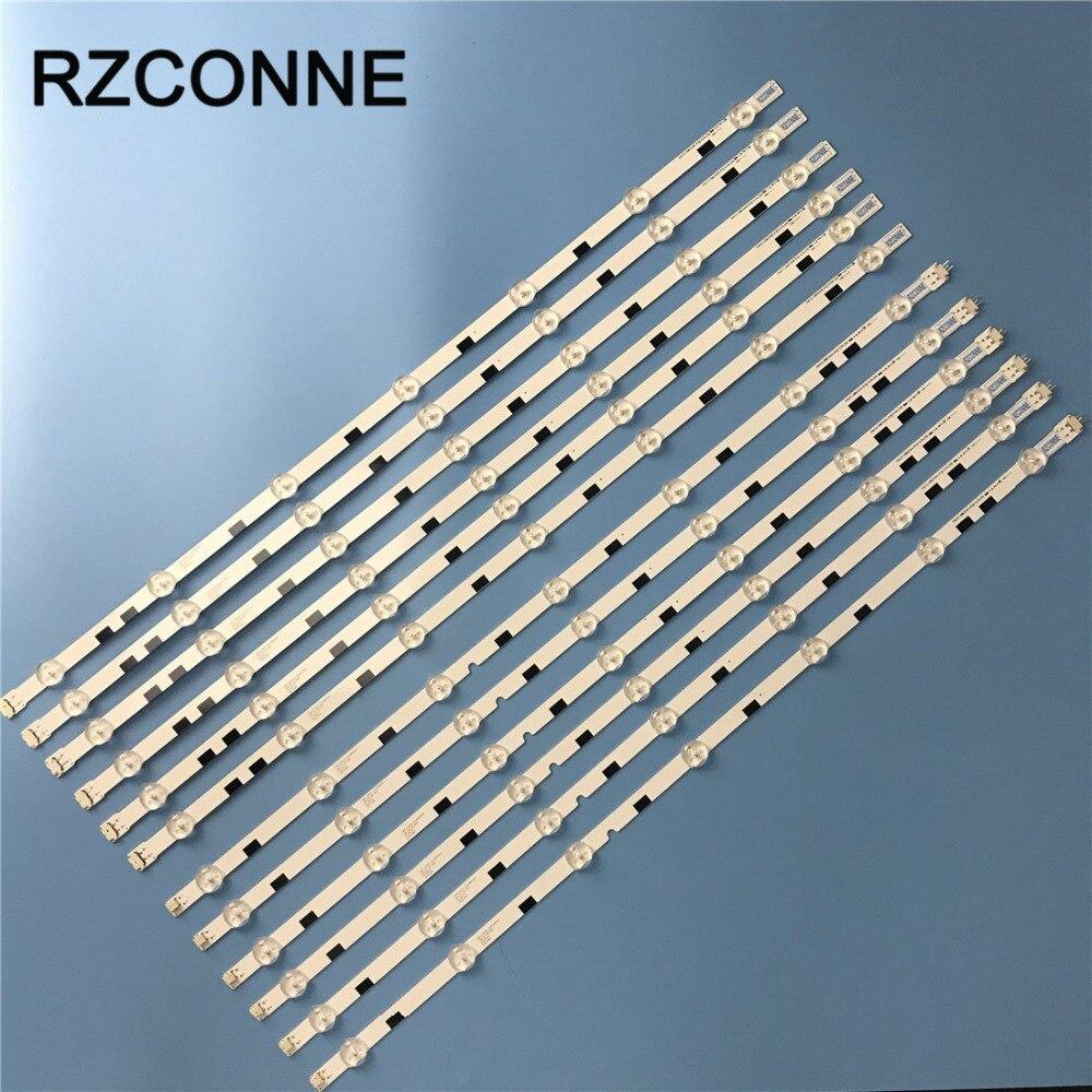 LED Strip 7+7leds For Samsung 58'' 2014SVS58 DMGE-580SMA-R3 DMGE-580SMB-R3 BN96-32771A BN96-32772A UN58H5202 UN58H5200 UN58H5203
