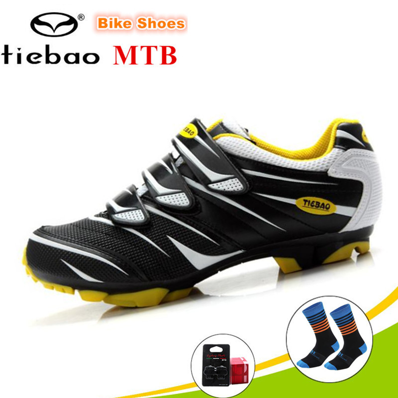 TIEBAO Cycling Shoes Professional Athletic Bicycle Sports MTB Bike Shoes Mountain Shoes Unisex MTB Bike Self-Locking ShoesTIEBAO Cycling Shoes Professional Athletic Bicycle Sports MTB Bike Shoes Mountain Shoes Unisex MTB Bike Self-Locking Shoes