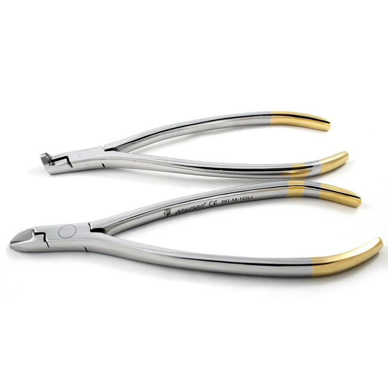 Dentist Pliers Distal End Cutter Dental Filaments Tungsten Carbide Inserts Brand Jaws Arch Cutting Orthodontic Instruments 1pcs dental orthodontic tool filament forceps end cutting distal end cutter cut off clamp stainless steel pliers