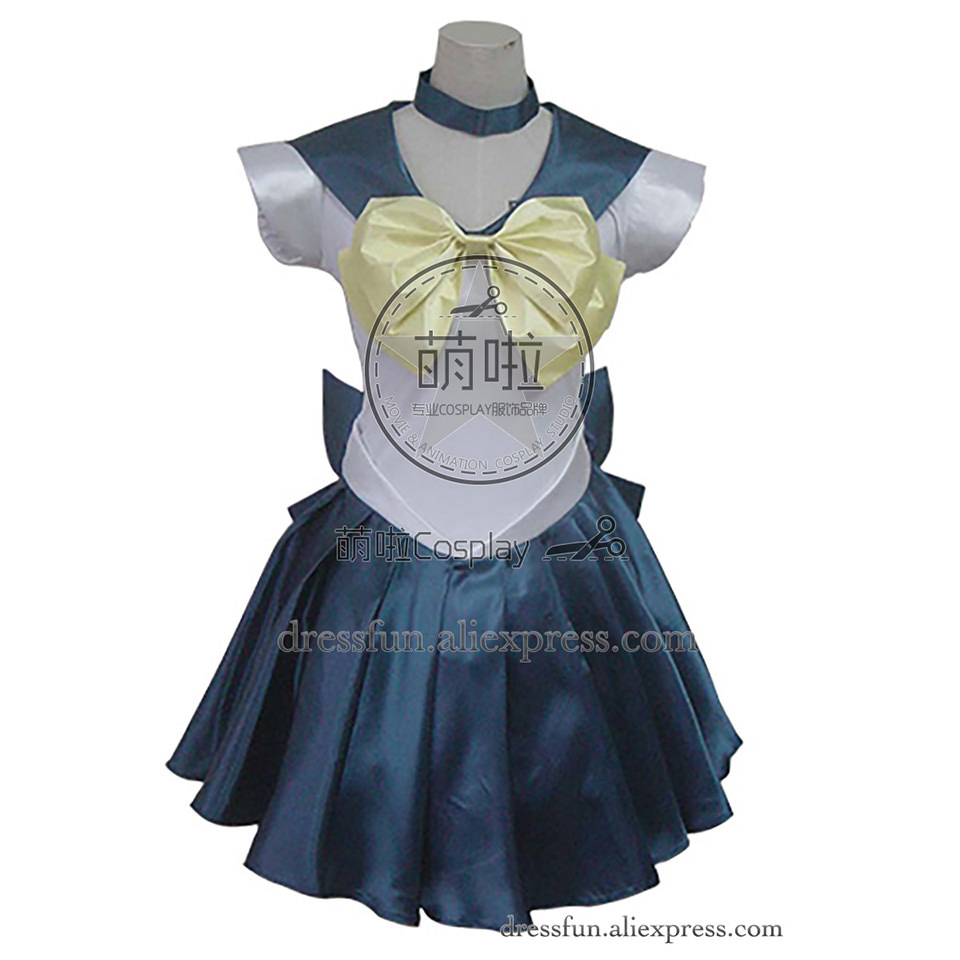 Sailor Moon Cosplay Sailor Uranus Haruka Tenoh Costume Wonderful Dress Uniform Outfits Halloween Fashion Party In Stock