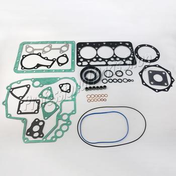 New For Kubota D722 Overhaul Rebuild Kit With Gasket Set Piston Ring Repair Set