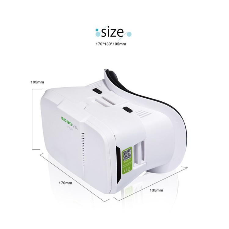 NEW BOBOVR Xiaozhai II Virtual Reality 3D Glasses VR Box Google Cardboard Oculus Rift for 4.0~6 Smartphone + Bluetooth Controller (14)