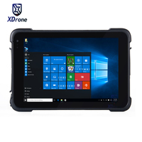 China K86 Rugged Tablets With Windows 10 Home 8 Quad Core Waterproof Shockproof Tablet PC Handheld Computer GNSS GPS Android