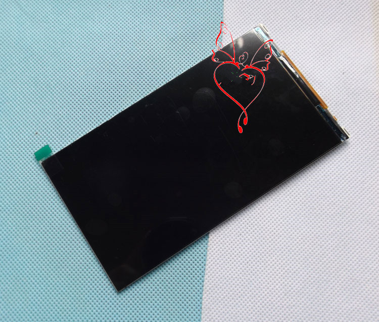 100 Original Digitizer Assembly Replacement LCD Screen Display For UMI ROME X Smartphone parts
