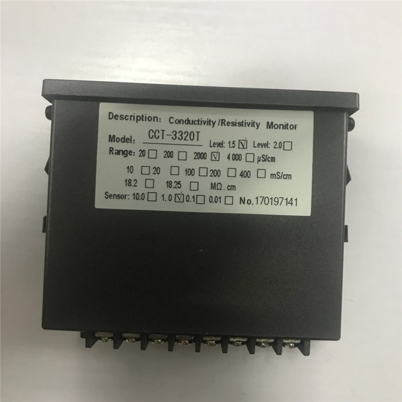 BRAND ROC Industrial Online Conductivity TDS Temperature Transmitter Monitor Tester METER Analyzer 4-20mA current output