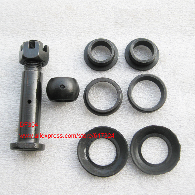Dongfeng DF244-DF304 series tractor, the connecting pin kit for power steering cylinder, part number: ningbo benye tractor the by 304 power steering cylinder