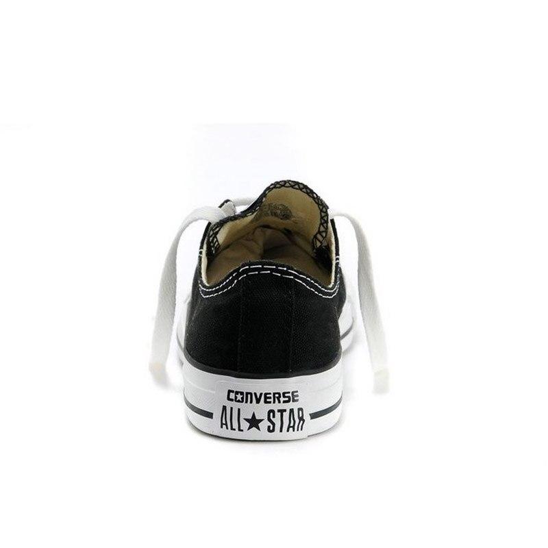 Converse hommes et femmes chaussures de skateboard en plein air décontracté classique toile unisexe Anti-glissant baskets bas Top sport Designer - 3