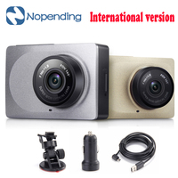 International Edition Original Xiaoyi YI Smart Car DVR 165 2 7inch Dash Camera 1080P 60fps