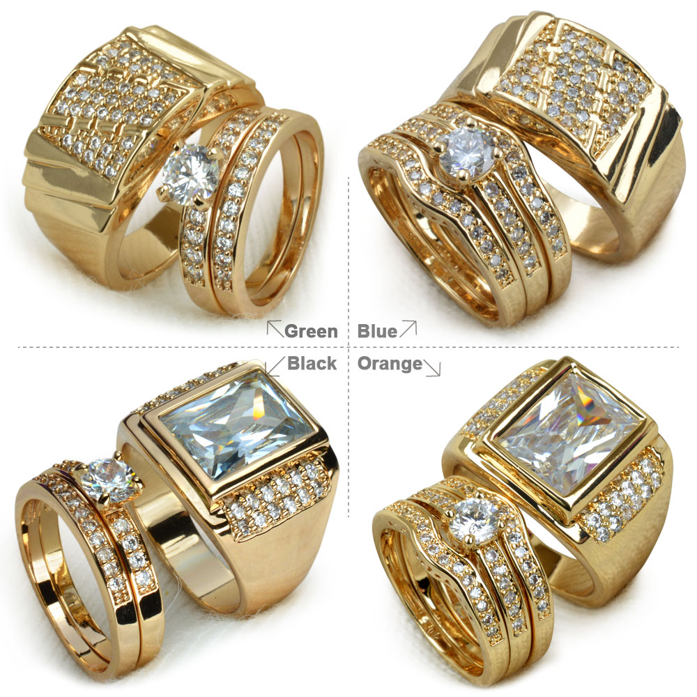 Lover's  wedding  ring   men size 8-15; women size 6-10