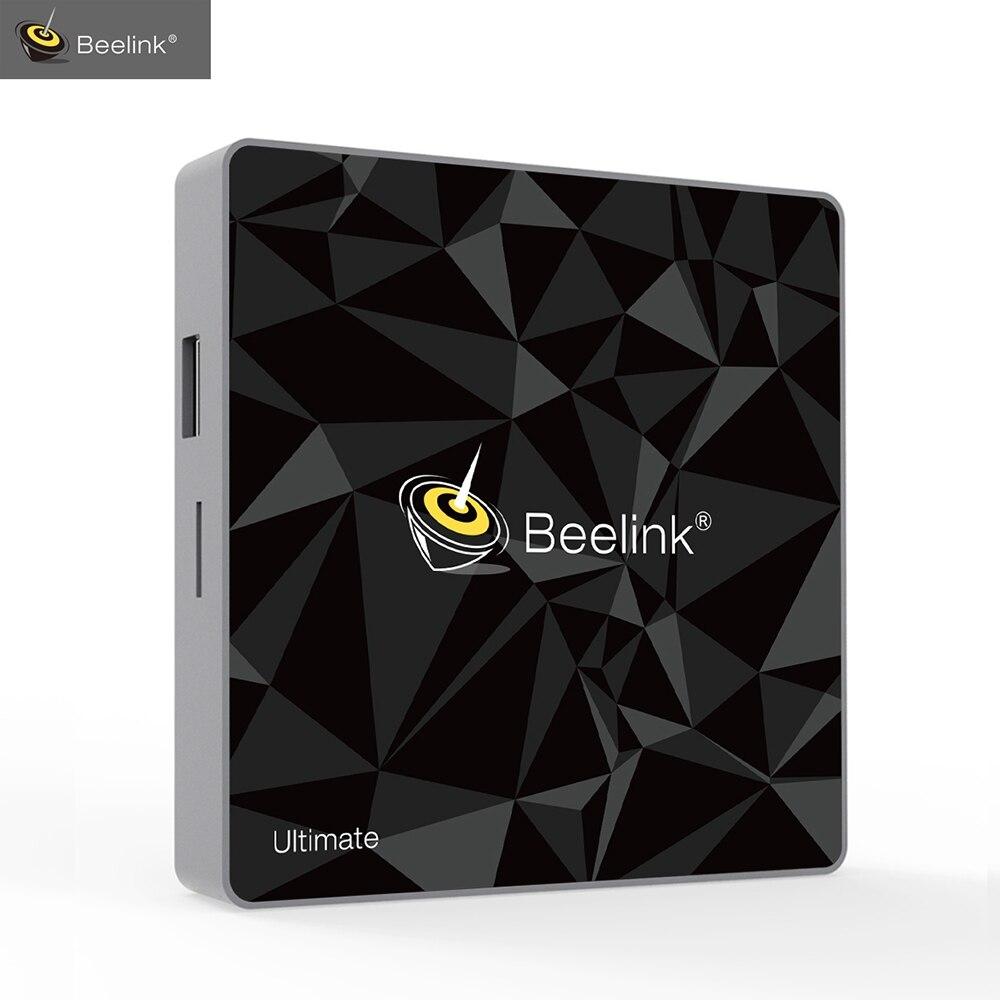 Original Beelink GT1 Ultimate 3GB RAM 32GB Smart TV Box BT4.0 Amlogic S912 Octa Core CPU Android Media Player Setp Top Box