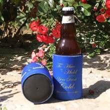 100pcs/lot Can Sleeve Wedding Insulated Beer Custom Australia Stubby Holders Neoprene Bottle Gift Customize Logo